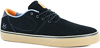 eS Skateboard Shoes Accel SQ Black/Gum