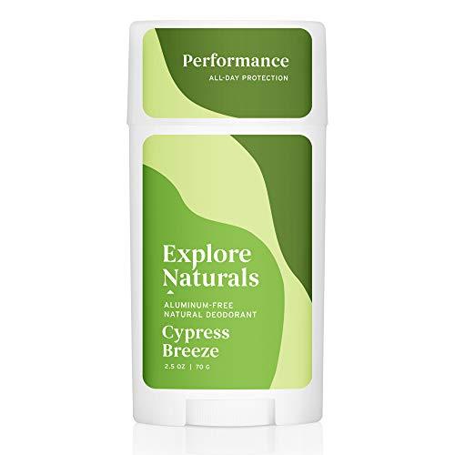 Explore Naturals Deodorant - Cypress Breeze -...