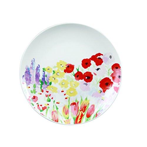 Collier Campbell Pintado a Garden–Juego de Tetera, Taza de Porcelana, Multicolor, 20cm