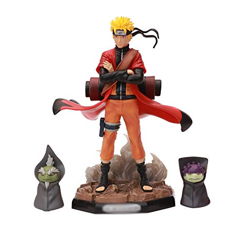 QX-soft Anime PVC Figur Figur, Studio Pierrot-Naruto Animation Derivate/Peripherieprodukte, Das Ideale Spielzeuggeschenk Für Einen Freund