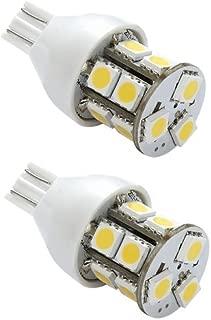 Gold Stars 92111802 LED Replacement Light Bulb 921/T15 Wedge base 120 Lumens 12v or 24v Natural White (1)