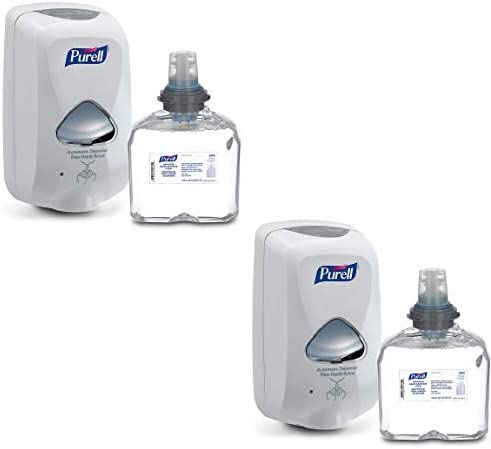 Purell PUREL Advanced Hand Sanitizer Foam TFX Starter Kit 1 1200 mL Foam Hand Sanitizer Refill product image