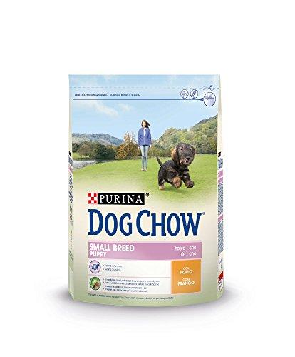 Purina Dog Chow Comida Seco para Cachorro Raza Pequeña con Pollo - 2.5 Kg