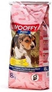 Pienso para cachorros Wooffy Puppy 18 KG. Comida para