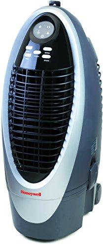 Honeywell CS10XE - Enfriador de aire evaporativo portátil, 100 W