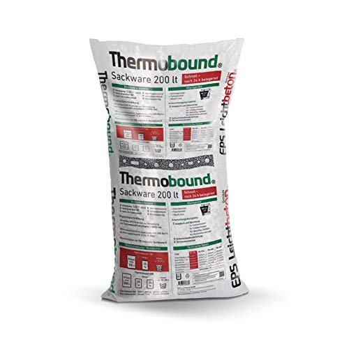 Thermobound 200L EPS-Leichtbeton Schüttung Ausgleichsschüttung Trockenmörtel EPS