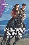 Badlands Beware (A Badlands Cops Novel, 5)