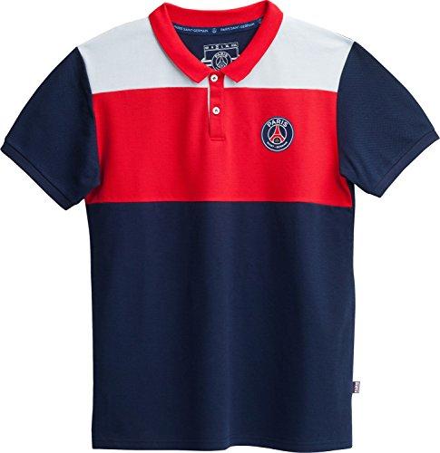 PARIS SAINT-GERMAIN Polo PSG - Collection Officielle Taille Adulte Homme M