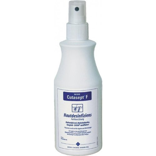 CUTASEPT F 250 ml Antiseptische Desinfektionsmittel Für Hände Gegen Viren
