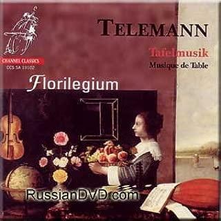 Telemann - Tafelmusic - Florilegium Ensemble