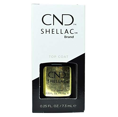 CND Shellac Smalti Semipermanente Top Coat - 7,3 ml