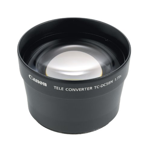 Canon Telekonverter TC-DC58N (für PowerShot G3 / G5 / G6 / A630 / A640 / A700)
