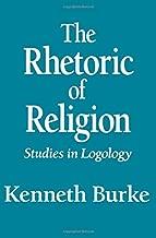 Best kenneth burke rhetoric of religion Reviews