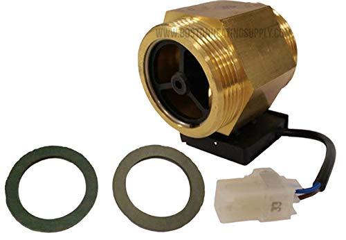 Viessmann Vitodens 200 W WB2 System Boiler EG-E Kaskade Boiler Flusssensor mit Dichtungen 7818547