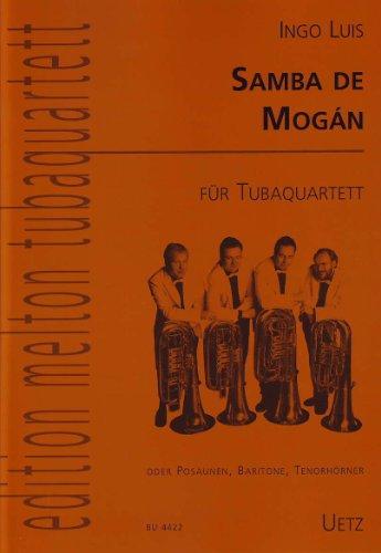 Samba de Mogán: para 4 tubos