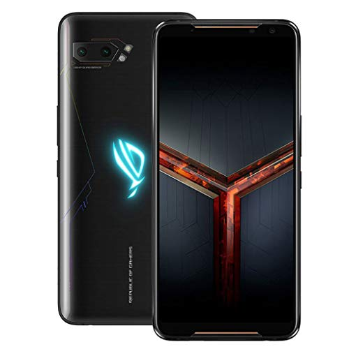 ASUS ROG Gaming Phone 2 Strix Edition 128GB ROM + 8GB RAM Dual-SIM ZS660KL (GSM Only | No CDMA) Factory Unlocked 4G/LTE Smartphone - International Version