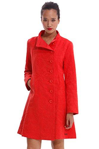 DESIGUAL - Sudadera para Mujer ANTAST rojo 38
