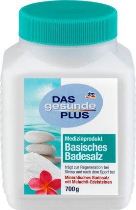 DAS gesunde PLUS Basisches Badesalz, 0,7 kg Medizinprodukt