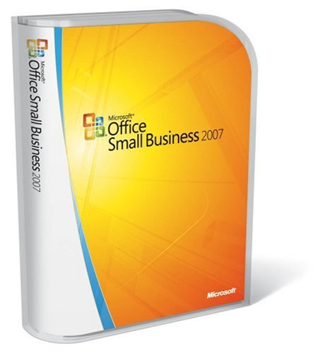 Microsoft Office 2007 Small Business Edition (PC) [import anglais]