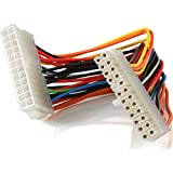 StarTech.com (8 inch) Cable de extensión de alimentación para placa base ATX 2.01 de 24 pines