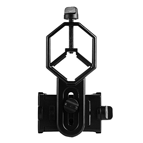 prasku Alcance Telescópico Soporte del Ocular Diámetro de 25 a 48 Mm Clip para Teléfono