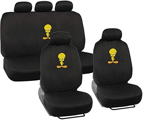 Tweety Bird Car Seat Chicago Mall Covers - Auto 2 Front Interior S Gift Sales Set