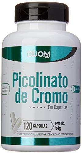Kit 2 Und Picolinato de Cromo 120cps 450mg