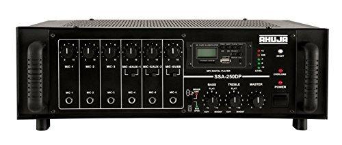 Ahuja SSA250DP 50-15000 Hz Frequency Amplifier