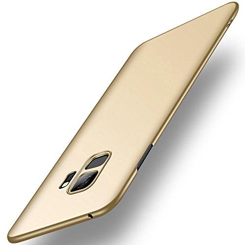 Vooway Oro Ultra Sottile Custodia Cover Case per Samsung Galaxy S9 (5.8') MS70537