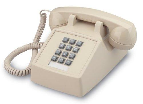 Cortelco 250044-VBA-20MD Teléfono Fijo de un Auricular