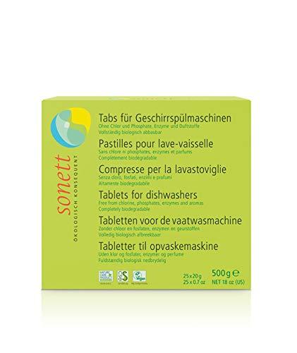 Sonett Bio Tabs für Geschirrspülmaschine (2)