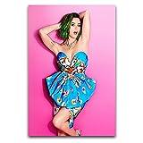 KASUP Katy Perry Harleys in Hawaii Kunstposter