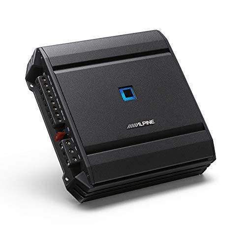 Alpine Electronics S-A32F 4-Kanal Digital-Verstärker