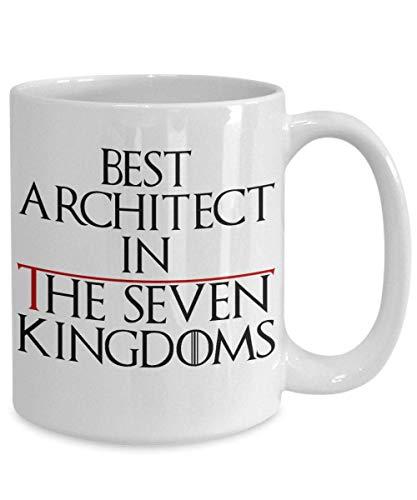 N\A Taza de Arquitecto Regalo Futuro Arquitecto Regalos Arquitectura Regalo Arquitecto Regalo para Hombres Arquitecto Regalo para Mujeres
