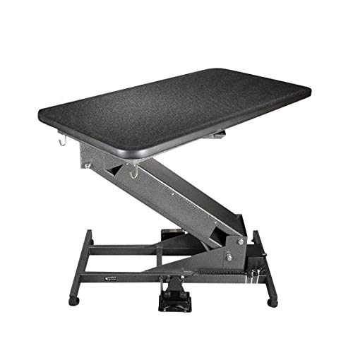 Comfort Groom Rotating Ultra Low Z-Lift Electric Pet Dog Grooming Table, ET-490