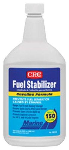 CRC Marine Fuel Stabilizer - Gasoline, 30 Fl Oz, 06163