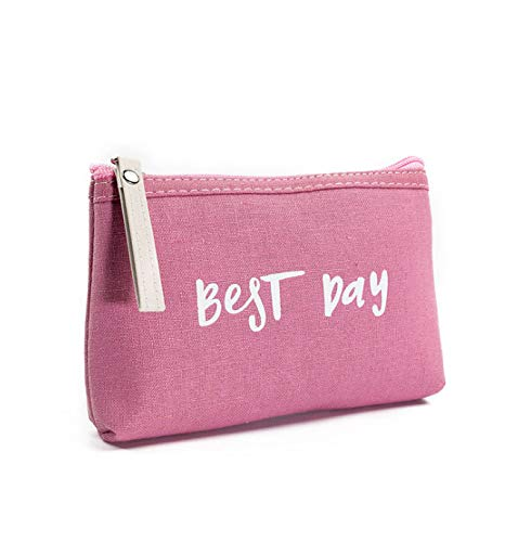 English Letter Women's Collection Sac Lady Makeup Bag