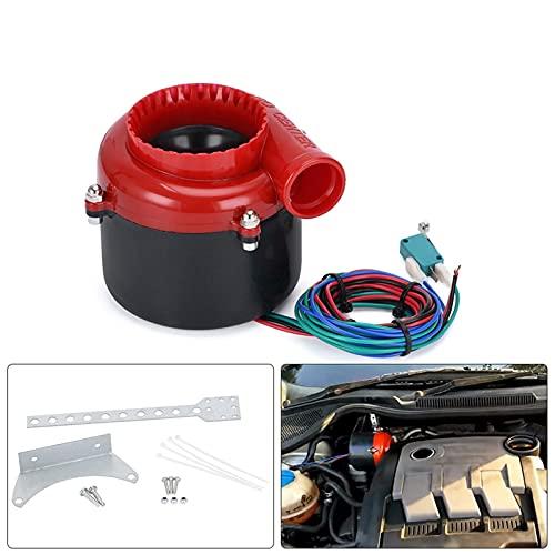 LSXUE Universal Electronic Turbo Coche Válvula de Descarga Electrónica Turbo Blow Off...
