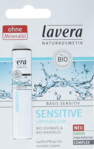 Lavera Basis sensitiv Lippenbalsam, 4.5g