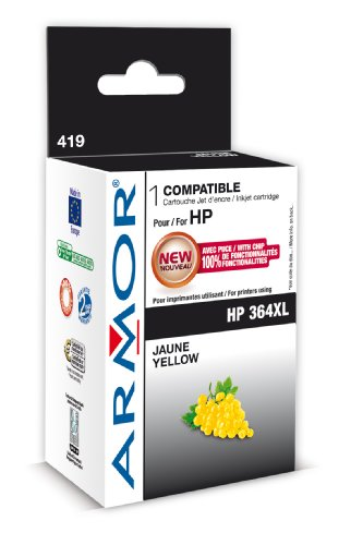 Armor K12575 inktcartridge voor printer HP 364 x L geel