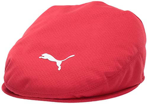 Puma Casquette de Golf, Homme, 0216820, High Risk Red/Bright White, L/XL