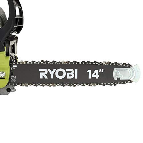 Ryobi RY3714 37cc 2-Cycle Gas Chainsaw 14 in.