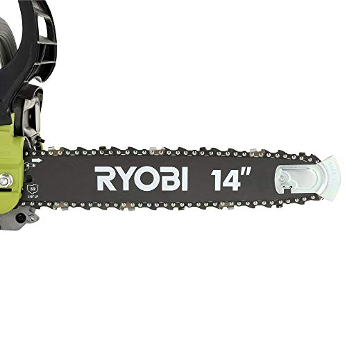 Ryobi RY3714 37cc 2-Cycle Gas Chainsaw 14 in.