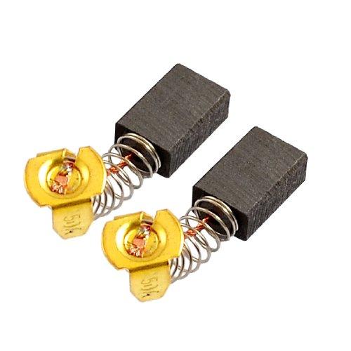 Sourcingmap a12051600ux0120 - Spazzola di coppia di carbonio di riparazione motore elettrico 5 millimetri x 8 mm x 12 mm