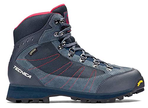 Tecnica Group Spa Damen-Wanderschuhe, Makalu IV GTX, Goretex, Denim Strowberry (37,5 EU - 4,5 UK)