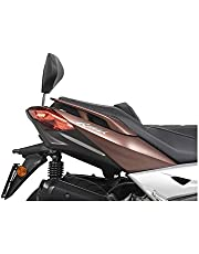 SHAD Y0XM37RV Kit Respaldo Yamaha X-MAX 300 2017, Negro, Normal