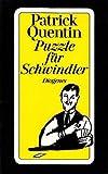 Patrick Quentin: Puzzle für Schwindler