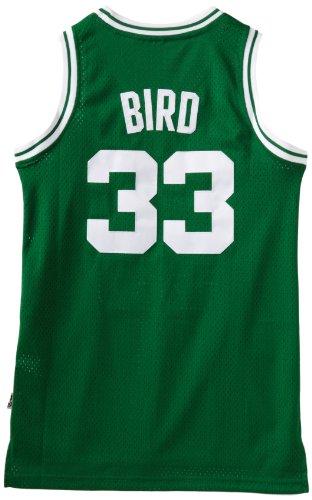 NBA Boston Celtics Larry Bird Swingman Jersey, Green