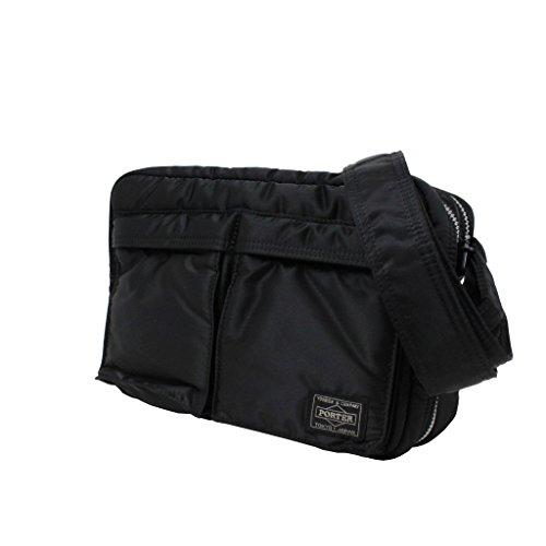 Porter Tanker / Shoulder Bag 06963 Black / Yoshida Bag