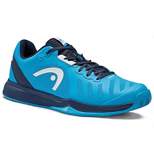 HEAD Sprint Team 3.0 2021 Clay Men, Zapatillas de Tenis Hombre, Azul océano Azul, 42.5 EU